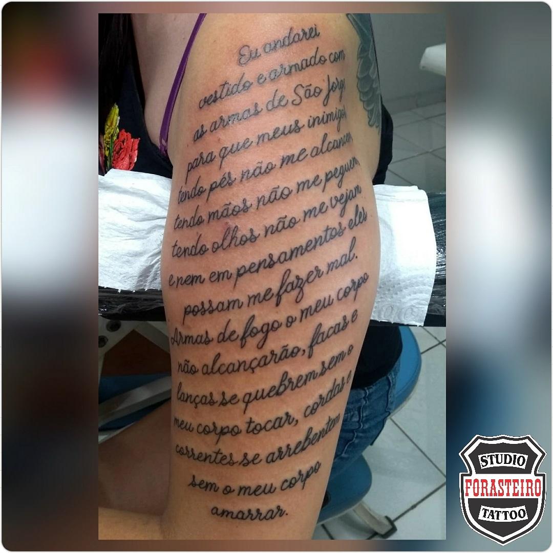 Início Forasteiro Tattoo